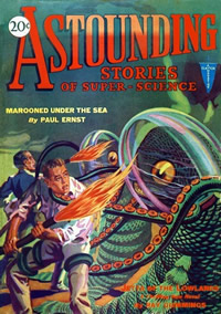 Astounding Science Fiction Stories