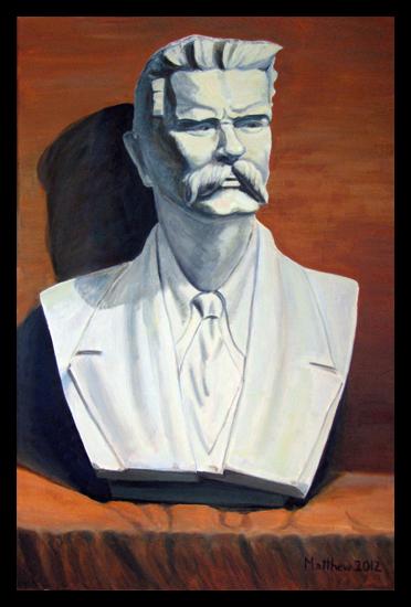Bust of Gentleman