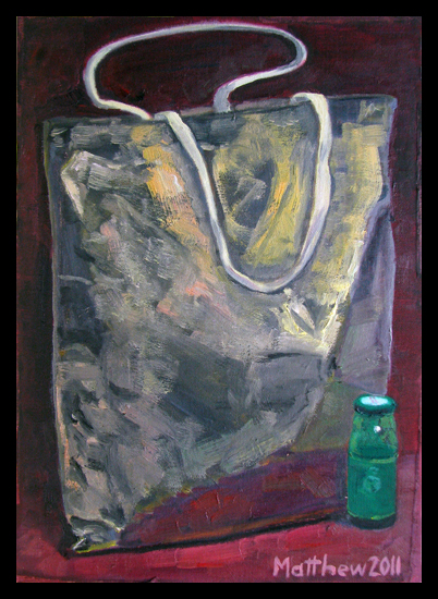 Bag with Bottle