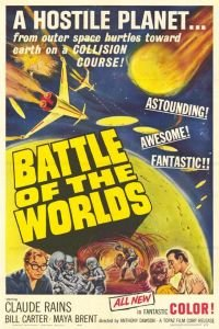 Battle of the Worlds Sci-fi