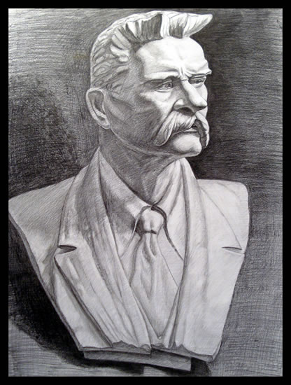 Bust of Gentleman